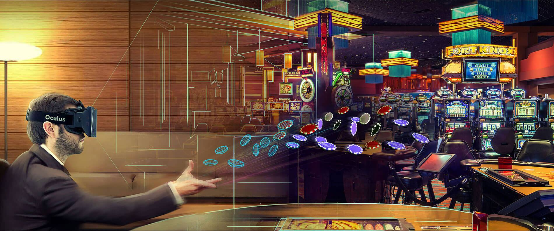 Virtual Reality Casinos: The future of Online Gambling? -